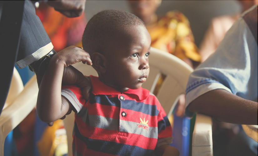 Pray for Spiritual and Emotional Healing for Children in the Sahel