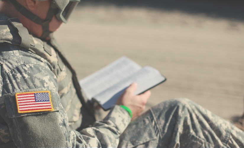 Prayer Request: God's Word for Service Members, Veterans and Military Families