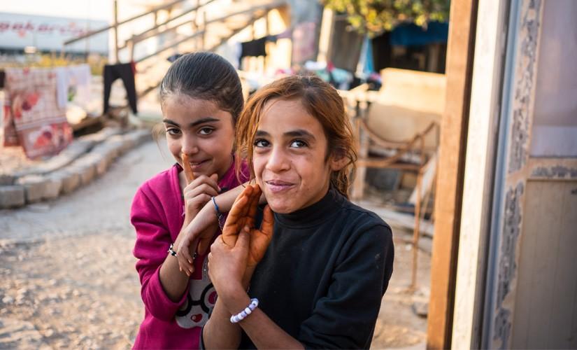 Answered Prayer: Syrian Women Embrace Bible-Based Trauma Healing